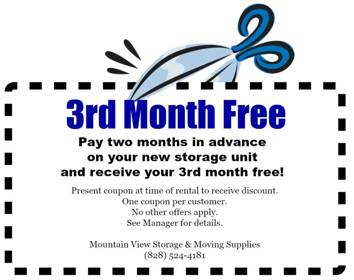 3 month free